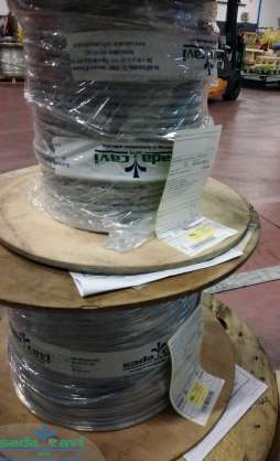 CERTIFICATION UL PROCESSED WIRE – RESPOOLED